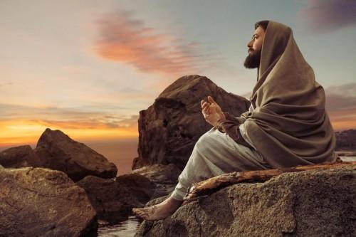 Моисей на берегу моря